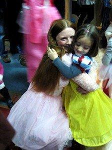 Animadores de fiestas infantiles en Madrid