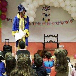 Magos fiestas infantiles carnaval madrid