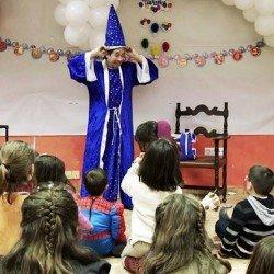 Magos para fiestas infantiles carnaval madrid