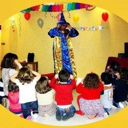 magos fiestas infantiles carnaval madrid domicilio