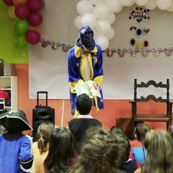 Espectáculos de magia infantil en Madrid
