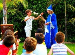 Campamentos de verano con magia Madrid