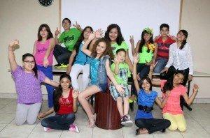 Show de talentos para una fiesta infantil