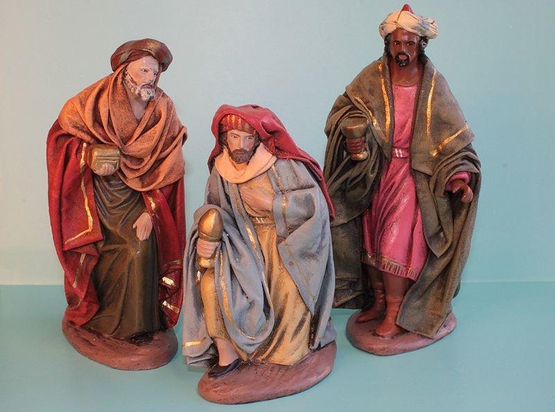 historia  de los reyes magos de oriente
