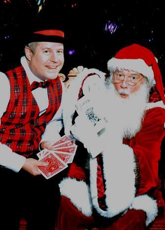 magos navideños
