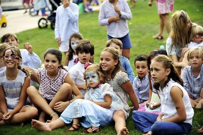Carnaval con magos infantiles en Madrid