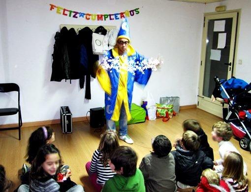Magia para comuniones en Madrid