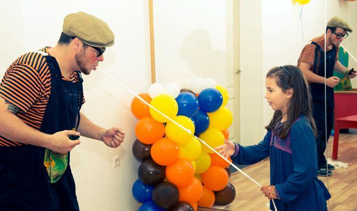 juegos de magia para niños en Madrid