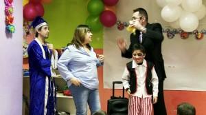 Magia de comuniones con niños en Madrid