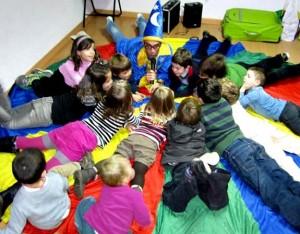 Magia para comuniones con niños Madrid