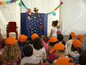 Animaciones fiesta fin de curso infantil