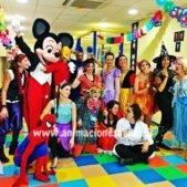 Oferta de empleo de monitores y animadores infantiles en Madrid