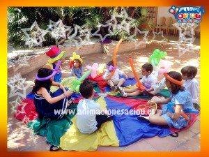 10 consejos para organizar una fiesta infantil