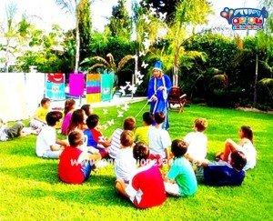 Animaciones con magos en Madrid a domicilio