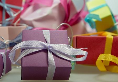 Los regalos, los reyes magos y los niños