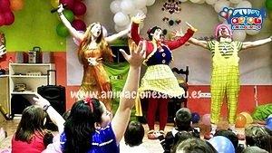 Fiestas de comuniones en Madrid
