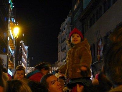 Historia de la Cabalgata de Reyes en Madrid