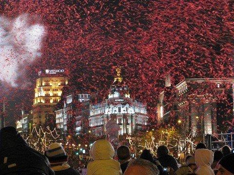 Recorrido de la Cabalgata de Reyes en Madrid
