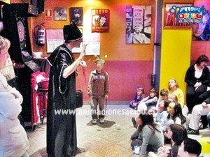 Consejos para hacer magia infantil