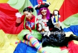 Cómo elegir unas cuidadoras de niños para fiestas infantiles