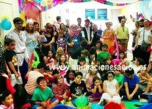 Fiestas tematicas en Madrid