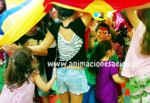Fiestas tematicas en Madrid para niños