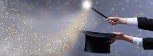 Diferencia entre magia infantil y magia profesional