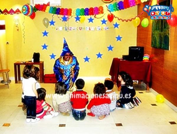 Magos para niños
