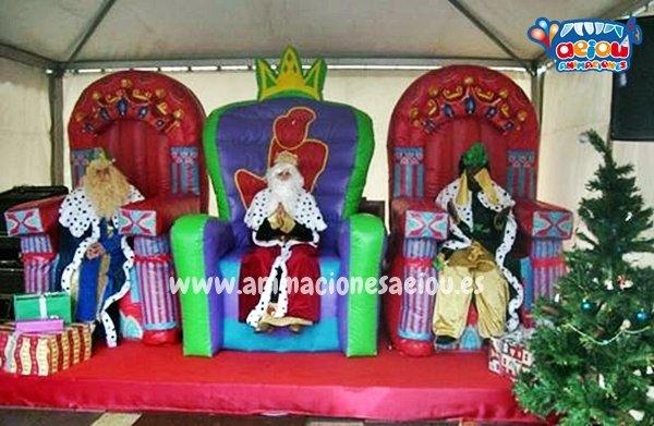 Horarios de la Cabalgata de Reyes en Madrid 2017