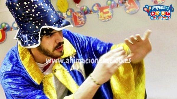 Cómo contratar magos para comuniones en Madrid