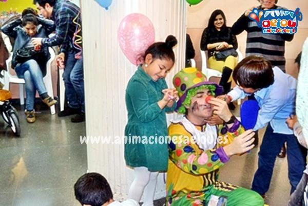 Catering para cumpleaños infantiles en Madrid