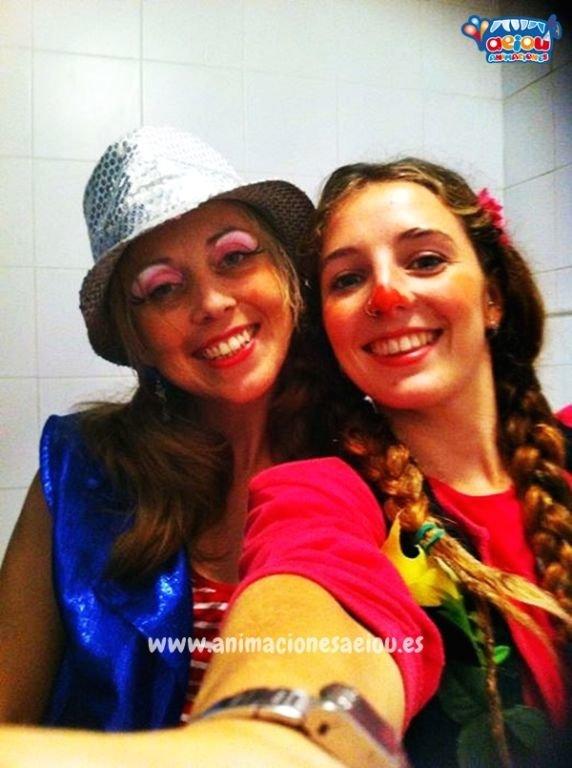 Excelentes animadores de fiestas infantiles en Fuenlabrada