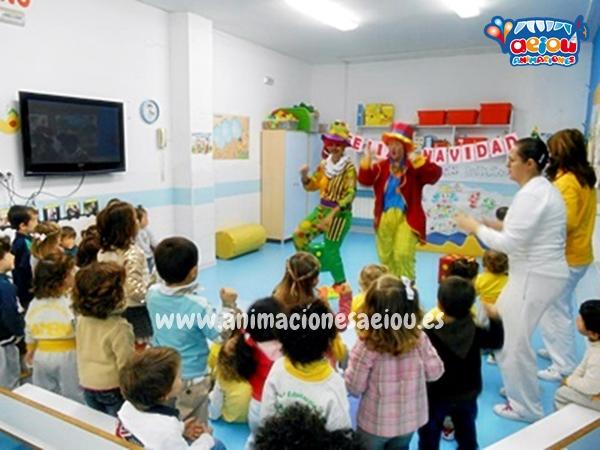 Los mejores Payasos para fiestas infantiles en Móstoles