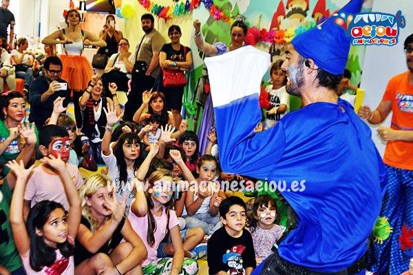 Magos para fiestas infantiles de Alcorcón