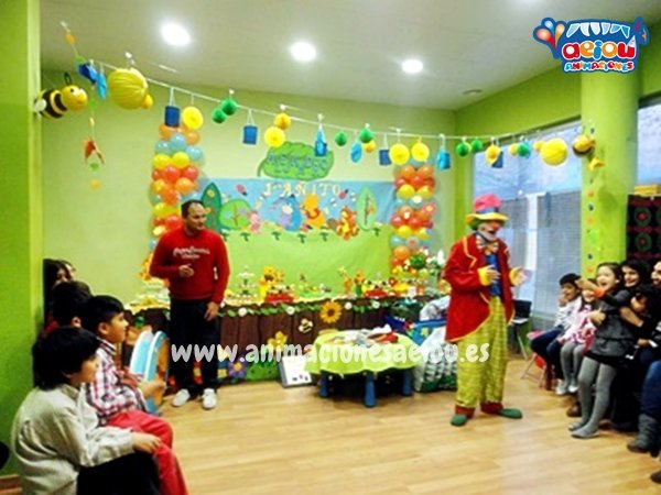 Los mejores animadores de fiestas infantiles en Majadahonda