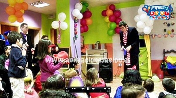 Los mejores animadores para fiestas infantiles en Alpedrete
