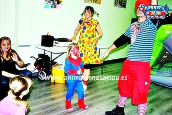 Los mejores animadores para fiestas infantiles en Aranjuez