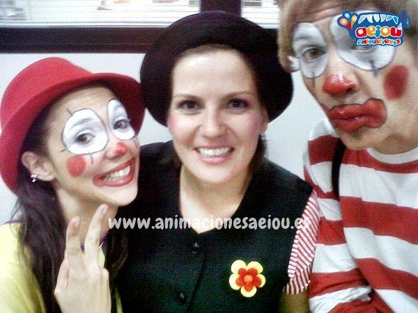 Los mejores animadores para fiestas infantiles en Arroyomolinos