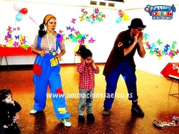 Los mejores animadores para fiestas infantiles en Casarrubios del monte