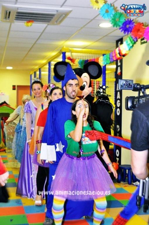 Magos para fiestas infantiles en Pinto