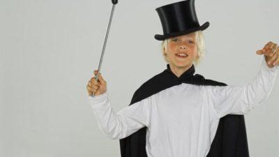 El mago más joven del mundo