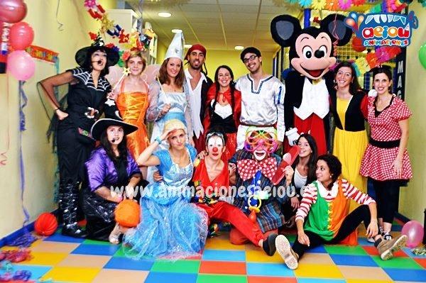 animadores, magos y payasos en El Casar