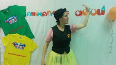 Canciones infantiles en inglés para bailar