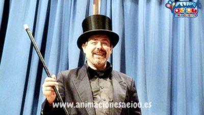 Busco magos para fiestas infantiles en Madrid