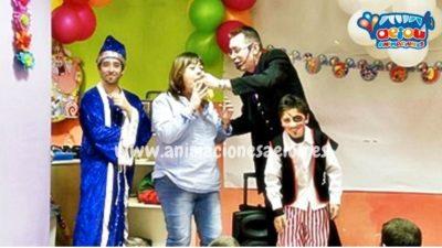 Cómo organizar cumpleaños originales con magos en Madrid