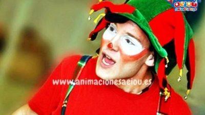 Magos para fiestas de carnaval para niños en Madrid