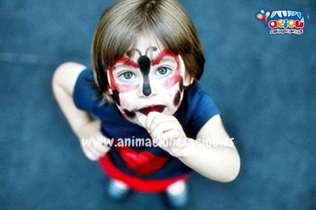 animaciones para fiestas de cumpleaños infantiles y comuniones en El Molar