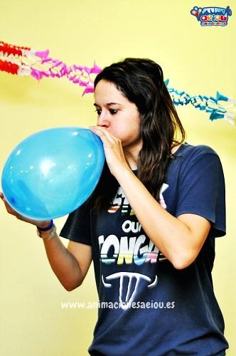 animaciones para fiestas de cumpleaños infantiles y comuniones en San Ildefonso